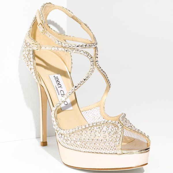 chaussures Bejeweled