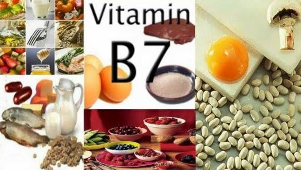 Foods with vitamin b complex