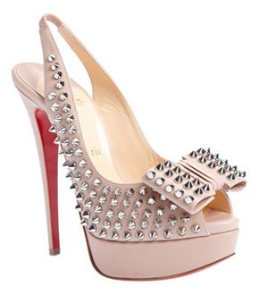 CHAUSSURES SPIKED
