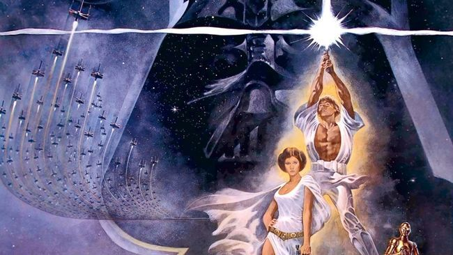Star wars les films en ordre