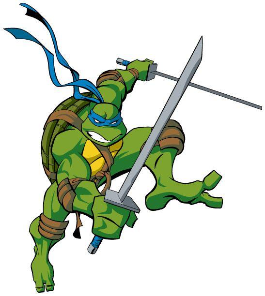 introduction de chaque tortue ninja - Tortue Ninja
